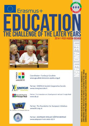 Education: The Challenge of the Later Years